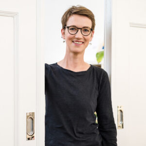 Mareile Stein, Leitung Lektorat bei ADVERTEXT, Düsseldorf