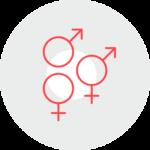 Icon: Genderneutrale Texte