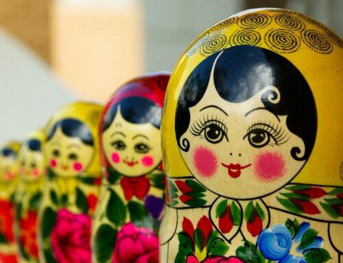 Die russische Sprache – eine vorsichtige Annäherung